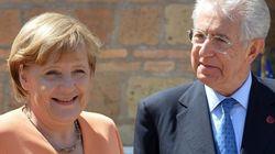 Merkel y Monti acuerdan adoptar
