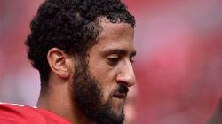 La protesta de este jugador de fútbol americano que ha hecho intervenir a