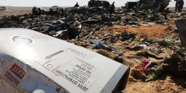 Egipto insiste en que el accidente del avión ruso no fue