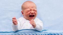 Por dejar llorar a tu bebé, no aprenderá a dormir