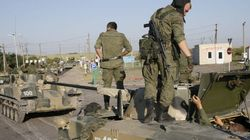Ucrania denuncia la entrada de vehículos militares rusos en su