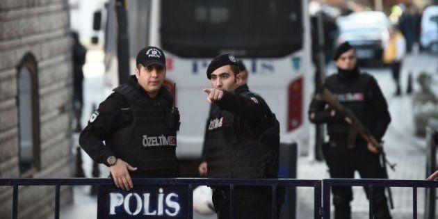 Turquía detiene a 68 personas por vínculos con el Estado Islámico tras el atentado de