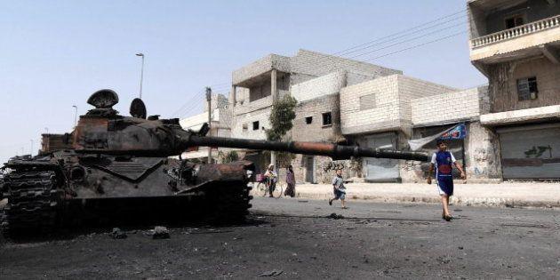 Panetta advierte de que el ataque contra la ciudad de Alepo es