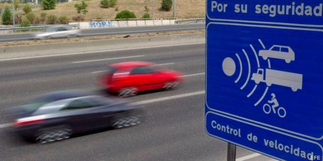 El responsable de Tráfico de Girona dimite tras se 'cazado' a 160 kilómetros por