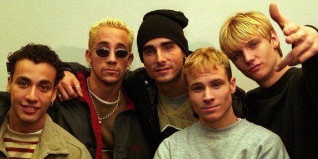 Los Backstreet Boys confirman una teoría sobre la canción 'I Want It That