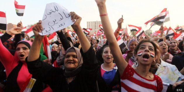 Los Hermanos Musulmanes llaman a la protesta en Egipto mientras el Ejército trata de preservar la