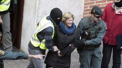 El juez envía a la cárcel a los ocho detenidos en la última operación contra