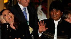 Evo Morales amenaza con cerrar la embajada de