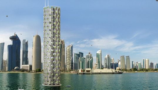 Las ciudades verticales son el