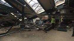 Un muerto y decenas de heridos por un descarrilamiento en una estación de Nueva