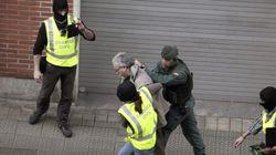 Los detenidos de ETA machacaron un pendrive y arrancaron