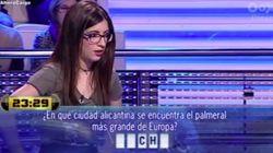 Buscan a esta concursante de 'Ahora Caigo' en Antena 3