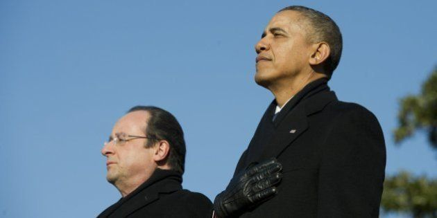 Obama traslada a Hollande su