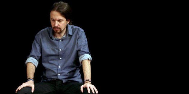 La foto de Pablo Iglesias desmelenado que triunfa en