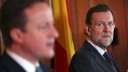 Cameron telefonea a Rajoy para expresarle su