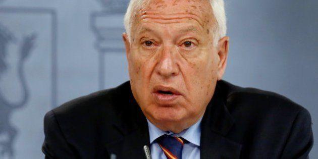 Margallo reconoce que