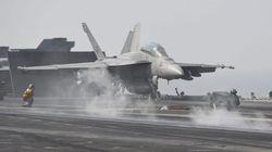 EEUU intensifica sus bombardeos en