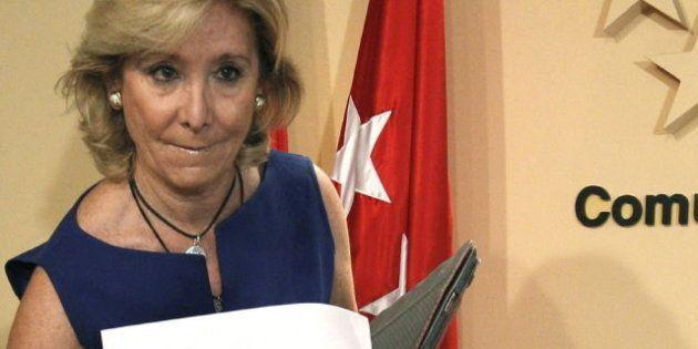 Esperanza Aguirre: ni un día sin