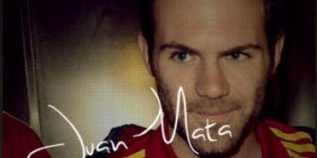 ¿Qué escuchan los jugadores de la Roja? La música de Juan Mata