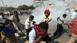 Duros enfrentamientos entre el Ejército y seguidores de