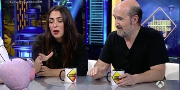 Candela Peña y Javier Cámara descontrolan 'El