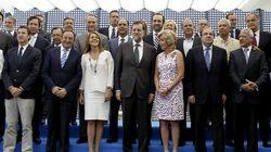 Rajoy pide a sus 'barones' que