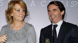 Aguirre y Aznar, candidatos