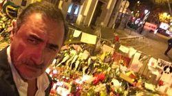Indignación por el selfie de Carlos Herrera en