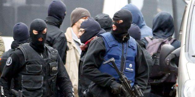 Identificados cinco de los siete terroristas suicidas de