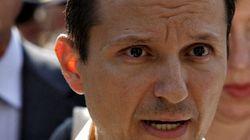 José Bretón se declara en huelga de