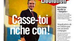 Arnault denuncia a 'Libération' por llamarle