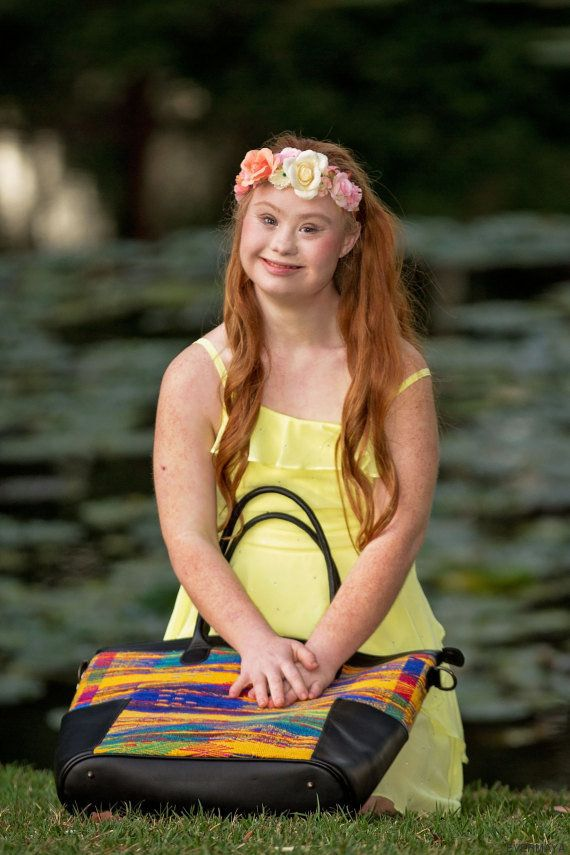 Madeline Stuart, la modelo con síndrome de Down que demuestra que la moda es para todos