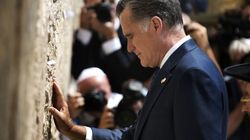 Romney recauda en Israel un millón de euros para su campaña