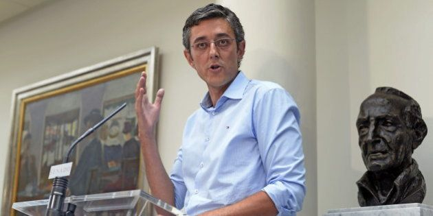 Madina se presenta a liderar el PSOE y pretende provocar un