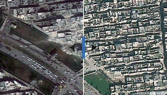 Guerra en Siria: el antes y el después en