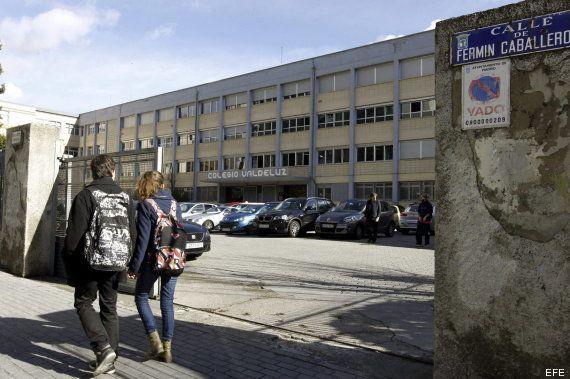 Detenidos el director y el jefe de Estudios de un colegio de Madrid por un caso de