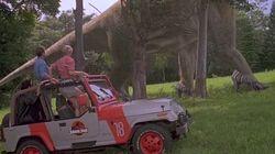 Dinosaurios en tacones: la mejor parodia de la saga 'Parque Jurásico'