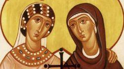 Felicitaciones por San Valentín para la Iglesia española