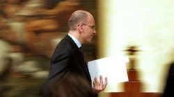 Dimite Enrico Letta tras diez meses de gobierno en
