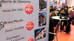 La compraventa de viviendas sube en un 2,2% en