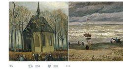 La policía italiana recupera dos cuadros de Van Gogh robados en