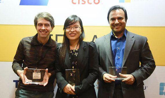 El segundo premio en la competición mundial de Big Data tiene nombre