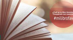 ¿Cuál es tu libro favorito? Usa el hashtag #milibrofav y sube la foto en