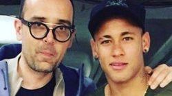 Risto publica el corte que le pegó Neymar... y sus fans se ceban con él en