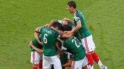 Así ha sido el México 1 - Camerún