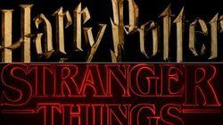 La foto que relaciona 'Stranger Things' con 'Harry