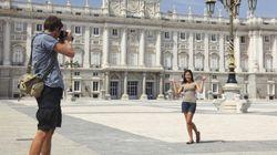 El turismo cae en Madrid:
