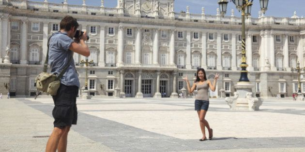 El turismo extranjero cae en Madrid: