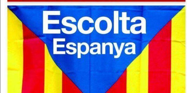La Diada 2012, a toda página en las portadas de los diarios catalanes