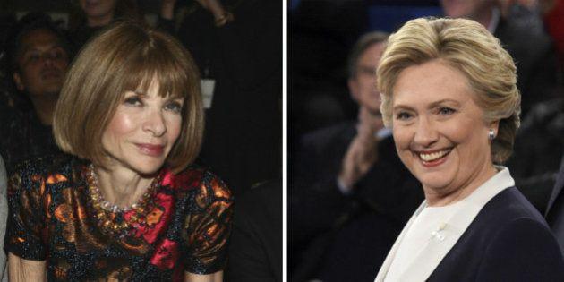 Por primera vez en su historia, 'Vogue' apoya a un candidato a la presidencia de Estados